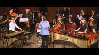 Double Concerto for Marimba, Vibraphone and Orchestra