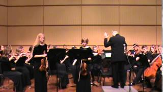 Concerto in C Major for Two Violins