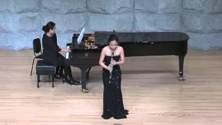 Sonata No.2 for Clarinet and Piano