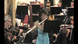 Concierto No. 4 en Sol para Flauta y Orquesta