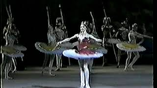 La Fille du Pharaon. Ballet en tres actos (2´15´´)