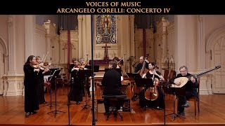 Concerto in D Major Op. 6 No. 4, complete.