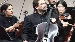 Fantasía para Cello y Orquesta