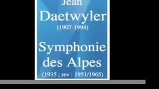 Symphonie des Alpes
