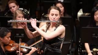 Concertino for Flute (desde 2´18´´)