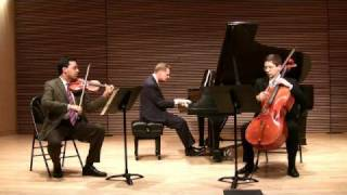 Trio No. 1 in G minor - Scherzo