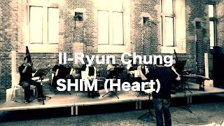 SHIM (Heart) for haegeum, ajaeng and ensemble