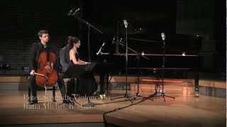 Romanza (1897) for Cello and Piano