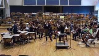 Concerto for Oboe and Timpani (desde 1´36´´)