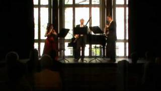 Three Pieces for Wind Trio
