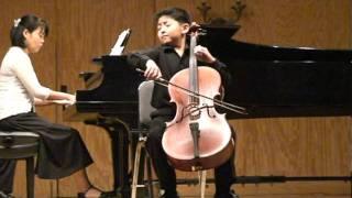 Hungarian Rhapsody (Noah Lee, 11 years)