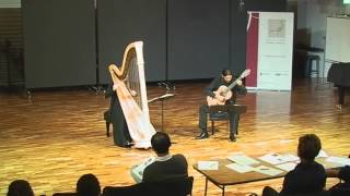 Fantasia for Harp and Guitar
