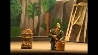 La Flauta Mágica - Canción de Papageno