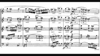 Interlude for Oboe and String Quartet, Op. 21