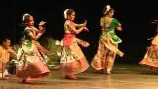 Sattriya dance (Dashabatar)