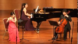 Trio for Flute, Cello and Piano, op. 78