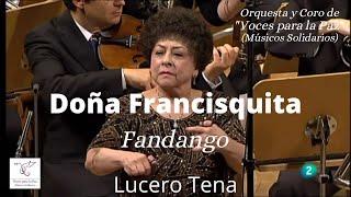Doña Francisquita. Fandango