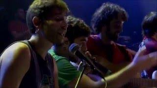 Concert sencer Txarango La Mercè '14