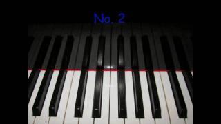 Four Mazurkas Op.33