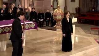 Spiritus Sanctus (con improvisación de flauta)