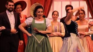 La Calesera, Zarzuela en tres actos