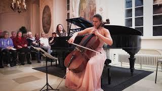 Trois Pièces pour Violoncelle et Piano