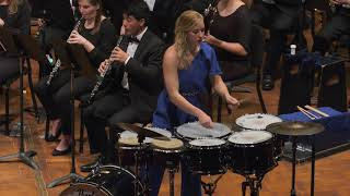 Percussion Concerto for Solo Percussion and Band