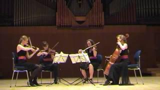 Quartet no. 2 - I Mov