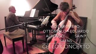 Concierto para violoncello op. 33 - 1er. Movimiento