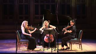 Trio for Violin, Viola & Cello, Op 14 No 2