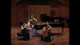 Piano Trio in B Major, Op.8 (2/4)