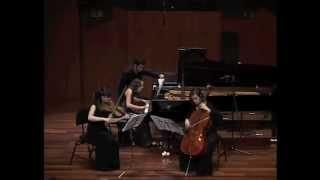 Piano Trio in C Major K.548 (1/3)