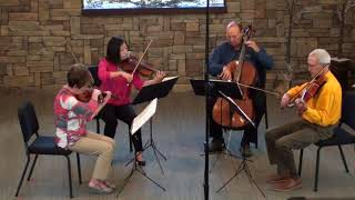 String Quartet nº 1 in D Minor