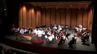 Concertino For Marimba- I Mvt