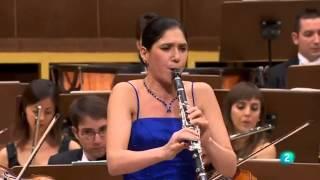 Clarinet concerto No 2 - I Allegro