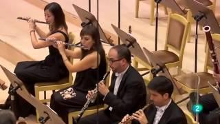 Clarinet concerto No. 2 - II Andante con moto