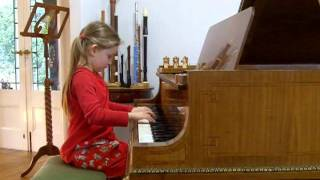 Sonata in E-flat major, I Moderato