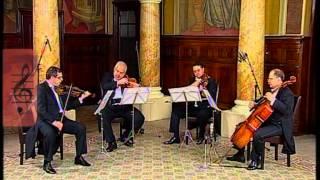 String Quartet Op 3, No 5 - II Andante cantabile