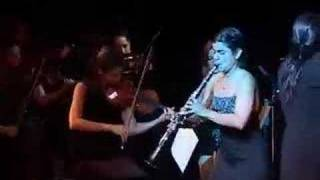 Concert for clarinet - II Mov