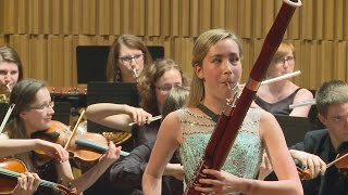 Koncert Pro Fagot A Orchestr F Dur, Op.75