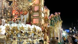 Rio Carnival 2013 Samba Parade