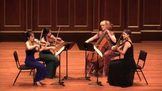 Quartet for Strings no 2 in C major, Op. 36