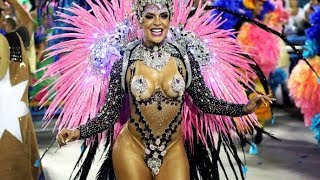 Rio Carnival 2019 - Floats & Dancers