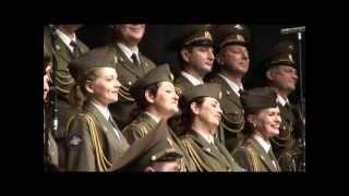 Coros y danzas del Ejército Rojo