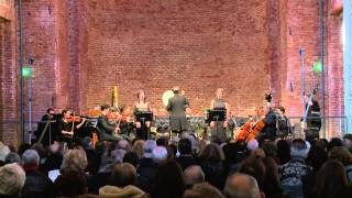 Eros für zwei Frauenstimmen und kleines Orchester