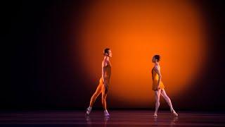 Concerto – Second movement pas de deux