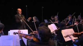 Concerto for piano, trumpet and string Orchestra -Finale Repetition (3/3)