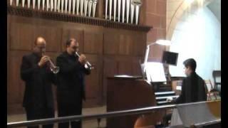 Double Trumpet Concerto in D major,  I Allegro