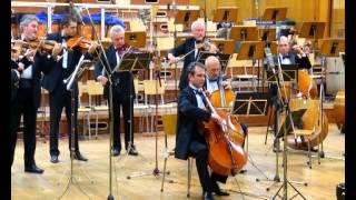 Pieces en concert for Cello and Strings