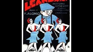 Las Leandras. Revista musical en dos actos
